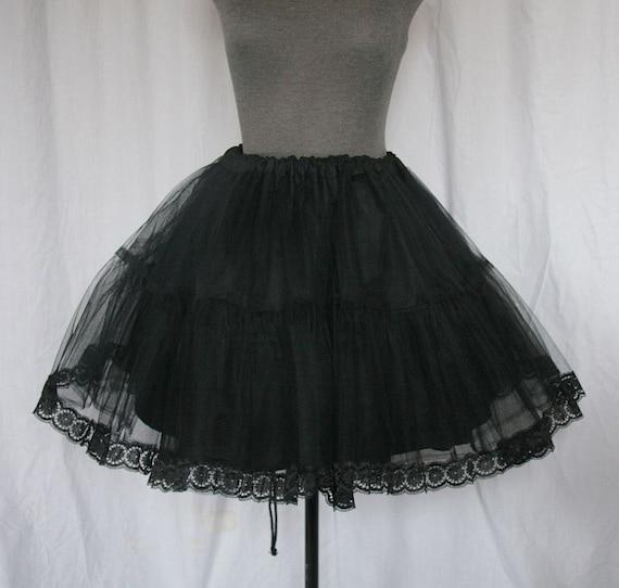 LACE NET Petticoat All Colours