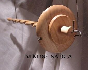 Viking Santa Drop Spindle LG 0552e