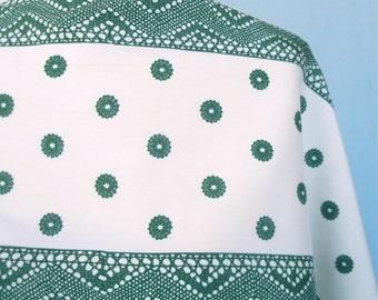 Antique Lace - a vintage 1980's Vera Neumann Verasa scarf