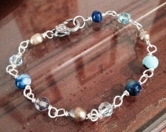 Bracelet of Pretty Beads