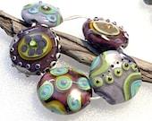 Handmade Lampwork Art Beads by Jeanniesbeads jpg 2886