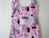Special Needs All Day Bib small Butterflys and Sparkles
