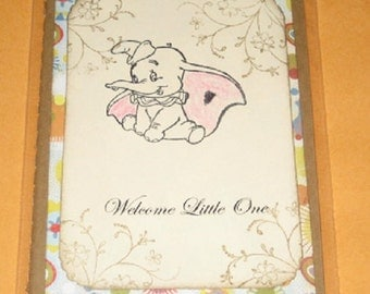Baby's Journal Moleskine ruled Notebook Welcome Little One