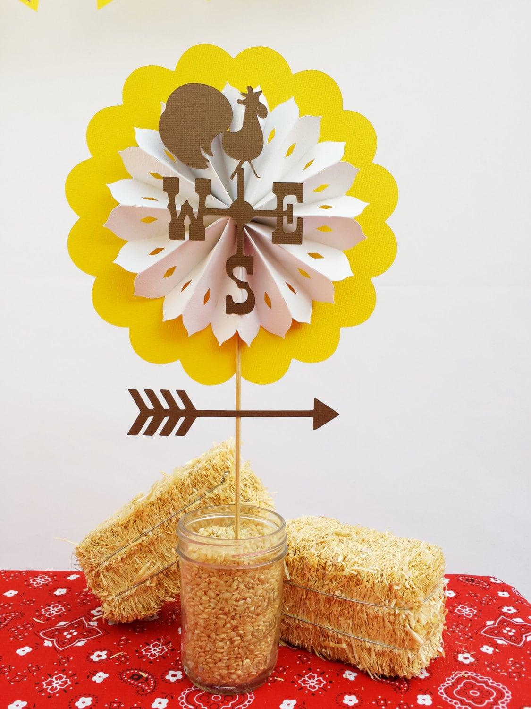 Farm birthday party decorations package farm by emtsweeetie for 21st birthday decoration packages