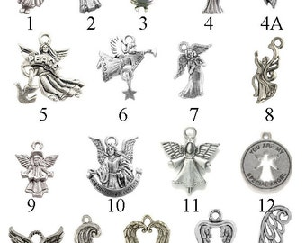 Choose a Charm from the Catalog to add to your Jewelry, 5,000 Charms in Stock, Please give me your email and I will forward my charm catalog