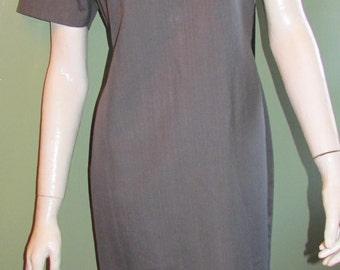 Vintage GreyLightweight Asian Dress
