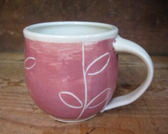 Large14 Ounce Ceramic Coffee Mug
