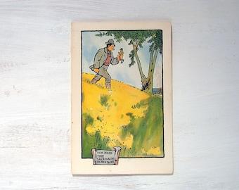 1903 Book Plate - Children's Book - The Golden Rod Fairy Book