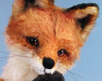 Pipe Fox Pattern | Cute Crochet | Pinterest