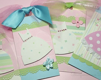 Girly Dress Tags