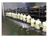Mannequin Form - Upper Torso - Art Fair Display - Rescued