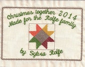 Custom label for Sylvia