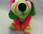 Colorful Mutt--Made to Order