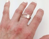 3 of a Different Kind Stacking Ring