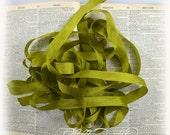 Dusty Olive Seam Binding