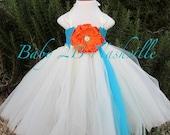 Beach Flower Girl Dress  ...