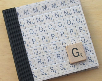 Scrabble Post-it Notebook Pad Holder - You Choose the Letter for Cover Tile PSS 2020