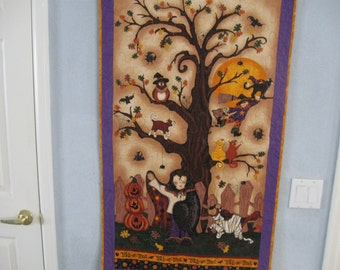 Cute Wall Hanging for Halloween