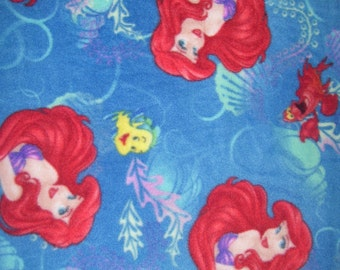 The Little Mermaid Blanket