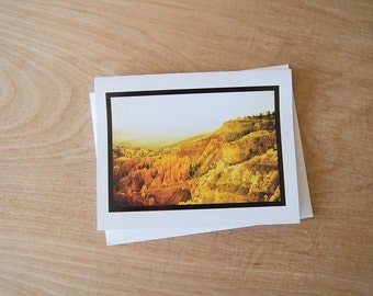 Bryce Canyon National Park - 4.25x5.5 Greeting Card