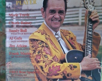 Guitar Player Magazine from September 1976