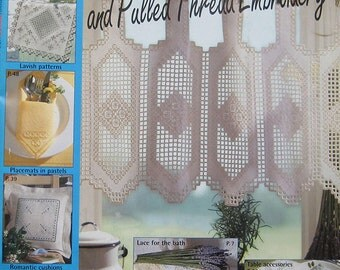 Burda Hardanger Pattern Magazine