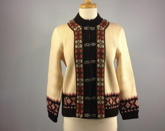 Vintage new wool sweater