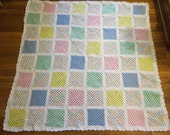 Reserved for maljo1227 - Custom Made Baby Blanket