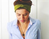 Honeymoon Turban  Head Wrap, Red, Black, Purple, Green, Stretchy, Knit, Bridesmaid, Gift