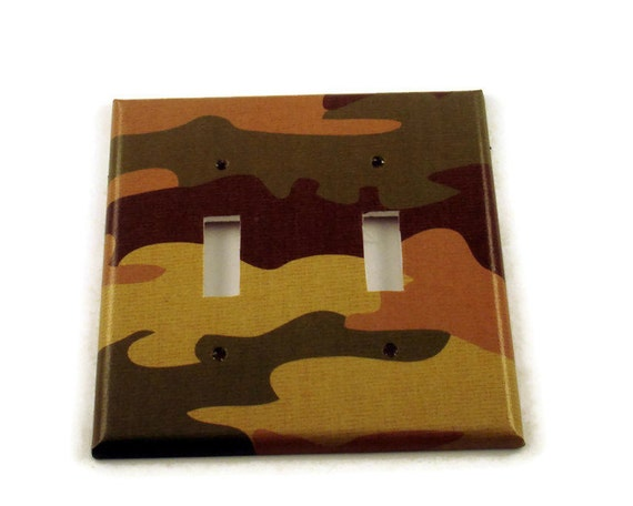 Double Light Switch Cover Wall Decor Light Switchplate Switch