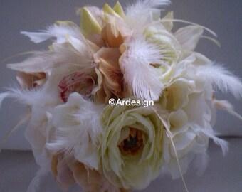 ANGELS KISS Wedding Bouquet