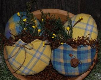 EPATTERN -- Easter Egg Pocket Tucks Bowl Fillers