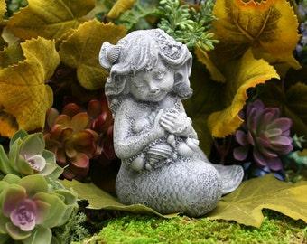Mermaid Statue | Etsy