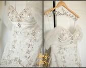 personalized Bridal Hanger Mrs Natural Finish