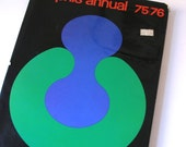 Graphis annual 75/76