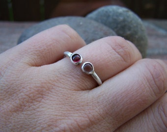 Birthstone Ring Mothers Day
