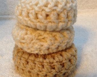 3 Better Buns, sock bun, perfect bun, bun maker, hair donut, made to order