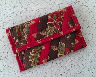 Quilted Coin Purse (CP104)