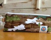 """Into The Wild """"Cool Case"""" Pencil Pouch"""