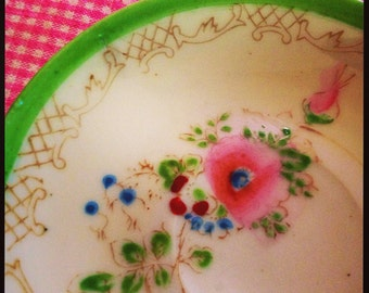 China Tea Party Saucer or Plate
