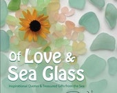 Of Love & Sea Glass Gift Book - On Sale!
