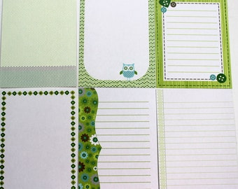 Sutdio G Journaling Tags - Scrapooking Embellishments