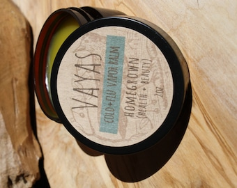 Vapor Balm (Chest and Foot Rub for Cold + Flu)
