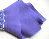 Thistle, Wool Felt Square, Pure Merino Wool, Choose Size, Wool Felt Sheet, Large Felt Square,  Nonwoven, Purple Felt Fabric, Lavender, Lilac