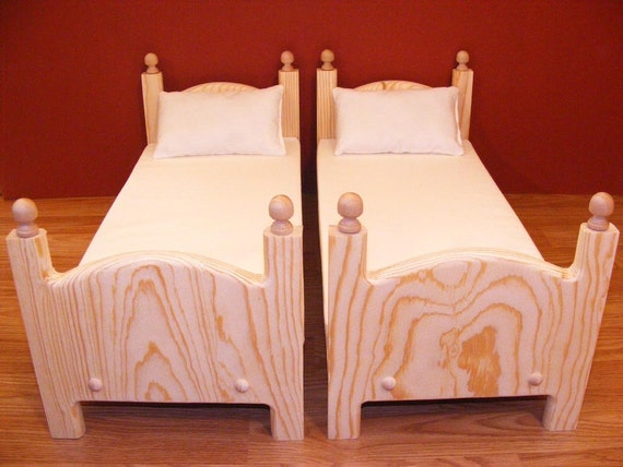 Stackable Doll Bunk Bed Mattresses Or 2 Single Beds Diy
