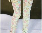 ABJD Minifee and Unoa pastel printed Leggings