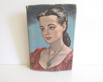 Vintage Book Non Fiction 1950's Novel The Turquoise Home Library