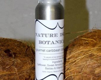Caribbean Coconut Body Oil Lite. So Moisturizing