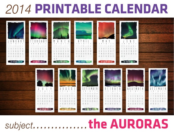 https://www.etsy.com/listing/170138580/printable-northern-lights-calendar-the