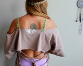 Open Back Buddha Print Of...